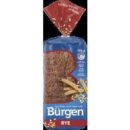 Photo of Burgen® Rye 700g