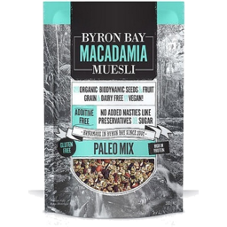 Photo of Byron Bay Macadamia Muesli - Paleo Mix