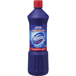 Photo of Domestos Disinfectant Bleach Toilet Cleaner Original 1.25l