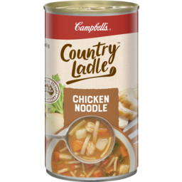 Photo of Campbell's Country Ladle Chicken Noodle 500g