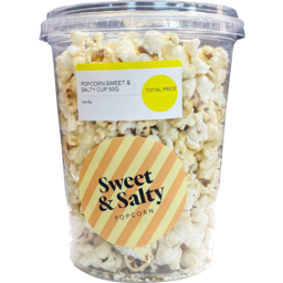 Photo of Sweet & Salty Popcorn Cup 50g