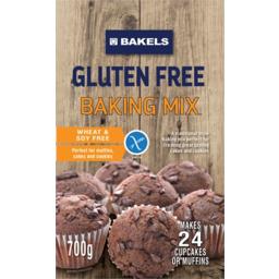 Photo of Bakels Baking Mix Gluten Free 700g
