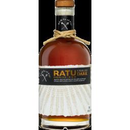 Photo of RATU 5yo Dark Premium Rum
