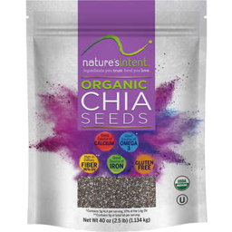 Photo of Nature's Intent Organic Chia Seeds