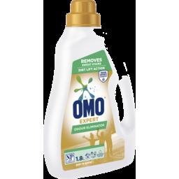Photo of Omo Laundry Liquid Laundry Expert Odour Eliminator Odour Defence Technology 1.8l