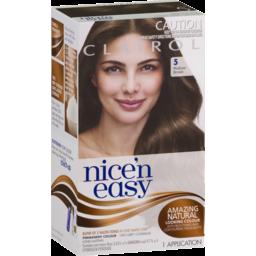 Photo of Nice 'N Easy Clairol Nice'n Easy 5 Medium Brown