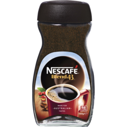 Photo of Nescafe Blend 43 150g