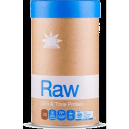 Photo of Amazonia Raw Slim & Tone Protein - Toffee Truffle