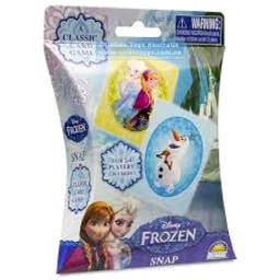 Photo of Frozen Snap Card Game