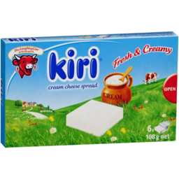 Photo of Kiri 108gm