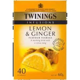 Photo of Twining T/Bag Lem/Ging 80s