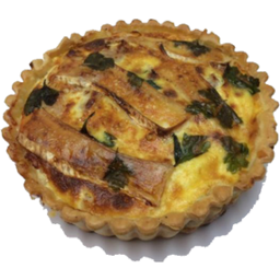 Photo of Quiche Chicken Cranberry & Brie