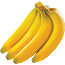 Photo of Bananas (Approx. 6 units per kg) (Please specify preferred ripeness)