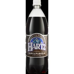 Photo of Hartz Sparkling Mineral Water Sarsaparilla 1.25L