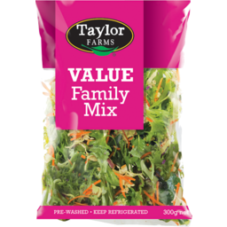 Photo of Taylor Farm Value Family Mix  300g