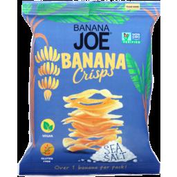 Photo of Banana Chips Sea Salt 46.8g