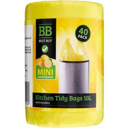 Photo of Best Buy Kitchen Tidy Bags Mini 40s