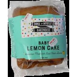 Photo of E&M Baby Rasp/Lem Cake 300g