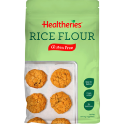 Photo of Healtheries Ground Rice Flour 400g