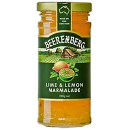 Photo of Beerenberg Aus Lime Lemon Marm 300g