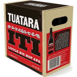 Photo of Tuatara Iti Pale Ale 6x330ml
