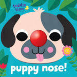 Photo of Toddle Time Puppy Nose Book