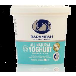 Photo of Barambah Yoghurt Natural 1kg