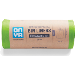 Photo of Onya Bin Liners EXTRA LARGE 60L