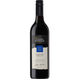 Photo of Wyndham Estate Bin 888 Cabernet Merlot 750ml