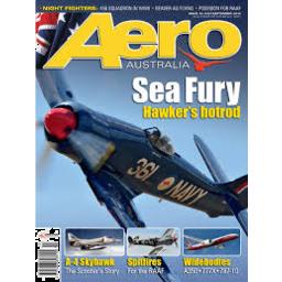 Photo of Aero Australia Magazine