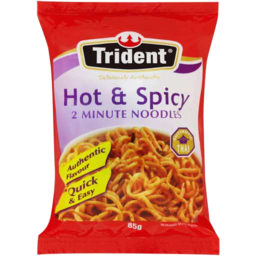 Photo of Trident 2 Min Noodles Hot & Spicy Flavour 85gm