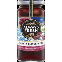 Photo of Always Fresh Olive Kalamata Wedges 220gm