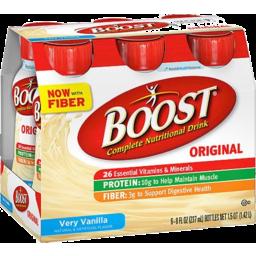 Photo of Boost Vanilla Regular