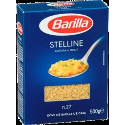 Photo of Barilla Stelline No 27 500g