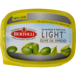Photo of Bertolli Spread Light 500g