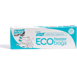 Photo of SugarWrap Freezer Bag (Eco) Large 100 bags
