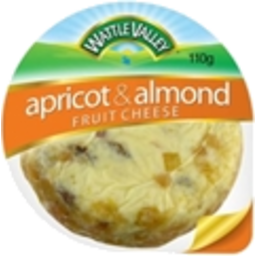 Photo of Wattle Valley Fruit Cheese Apricot Almond 110gm
