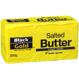 Photo of Black And Gold Salted Butter 250g