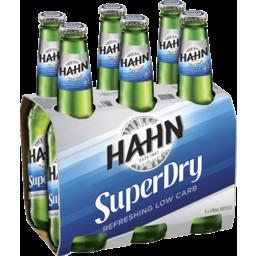Photo of Hahn Super Dry 4.6 6 X 330ml Bottle Wrap