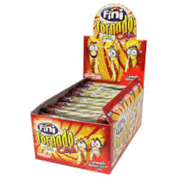 Photo of Sour Cola Tornado Bars 9g