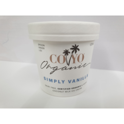Photo of Coyo - Simply Vanilla Ice Cream - 125g