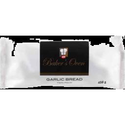 Photo of IGA Bakers Oven Garlic Brd Twn 450gm