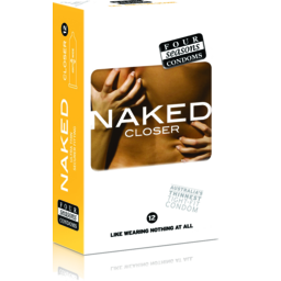 Photo of 4 Season Condom Naked Closer 12pk