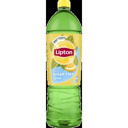 Photo of Lipton Light Lemon Ice Green Tea 1.5l