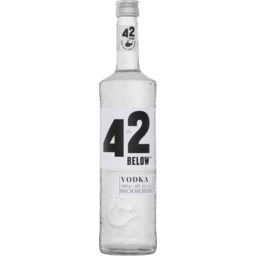 Photo of 42 Below Pure Vodka 700ml