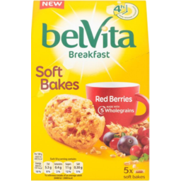 Photo of Belvita Soft Bakes Cranberries 200gm