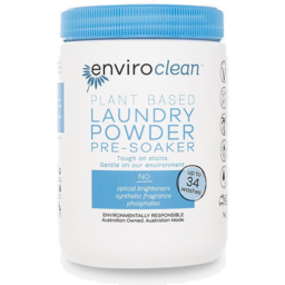 Photo of Enviro Clean - Laundry Powder & Pre Soaker