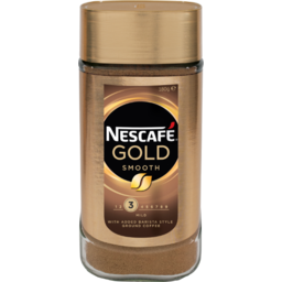 Photo of Nescafe Gold Smth Int 3 180gm