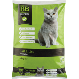 Photo of Best Buy Cat Litter 4kg