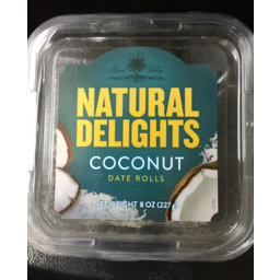 Photo of Bard Valley Imported Dates Coconut 226g